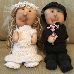 Dolls by Nicole Turofsky