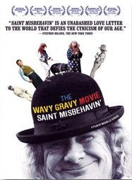 Wavy Gravy Spreads Peace in the World