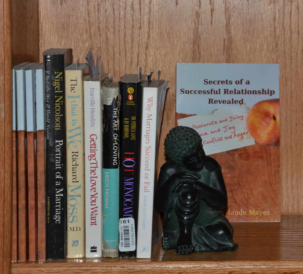 Successful Relationship Reading Corner