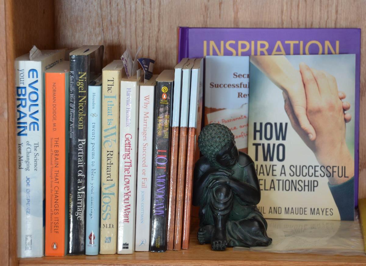 Successful Relationships Reading Corner