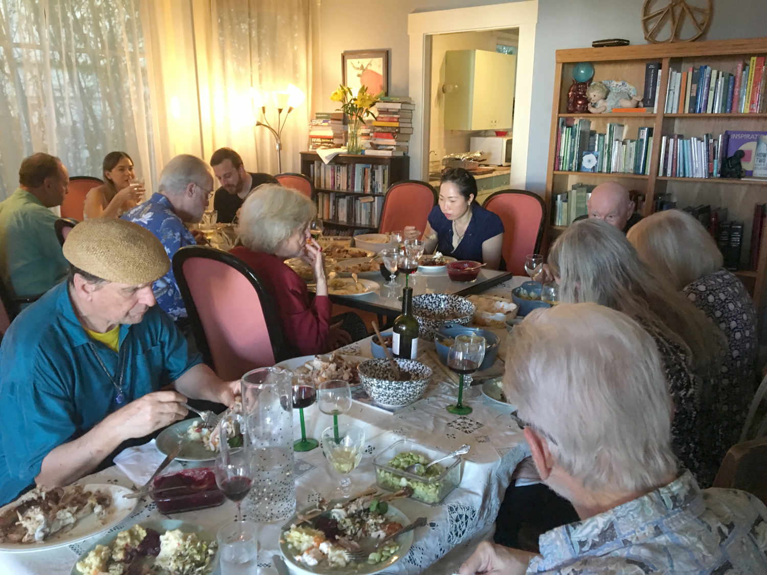 Thanksgiving 2018: Spreading Peace in the World