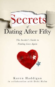 Book cover: Dating after Fifty