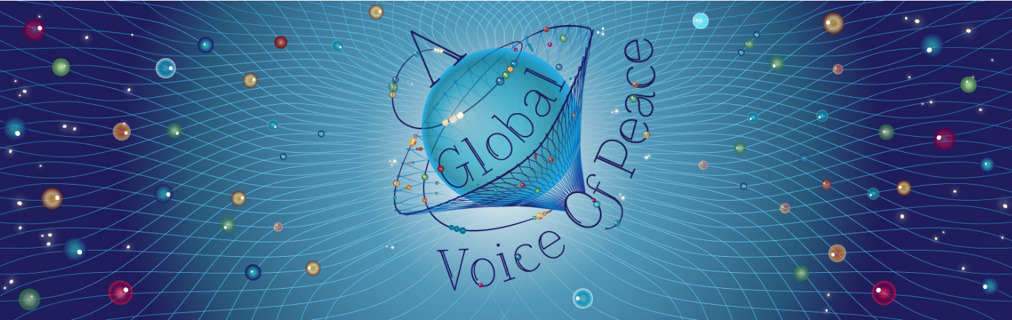 Phil and Maude's Friday Feature: Launch of A Global Voice Of Peace